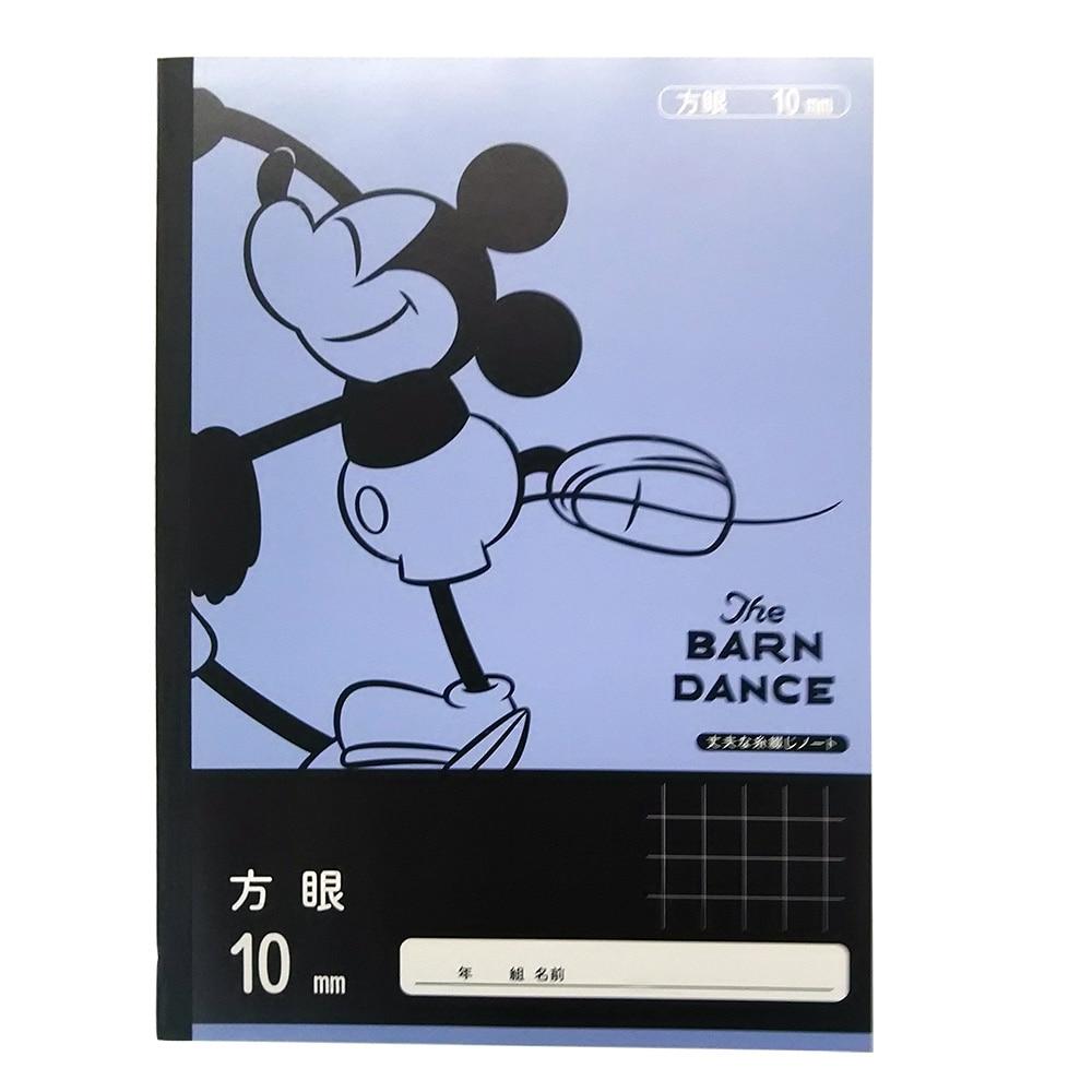 ディズニー 学習帳 10mm 方眼ノートNCD10MM