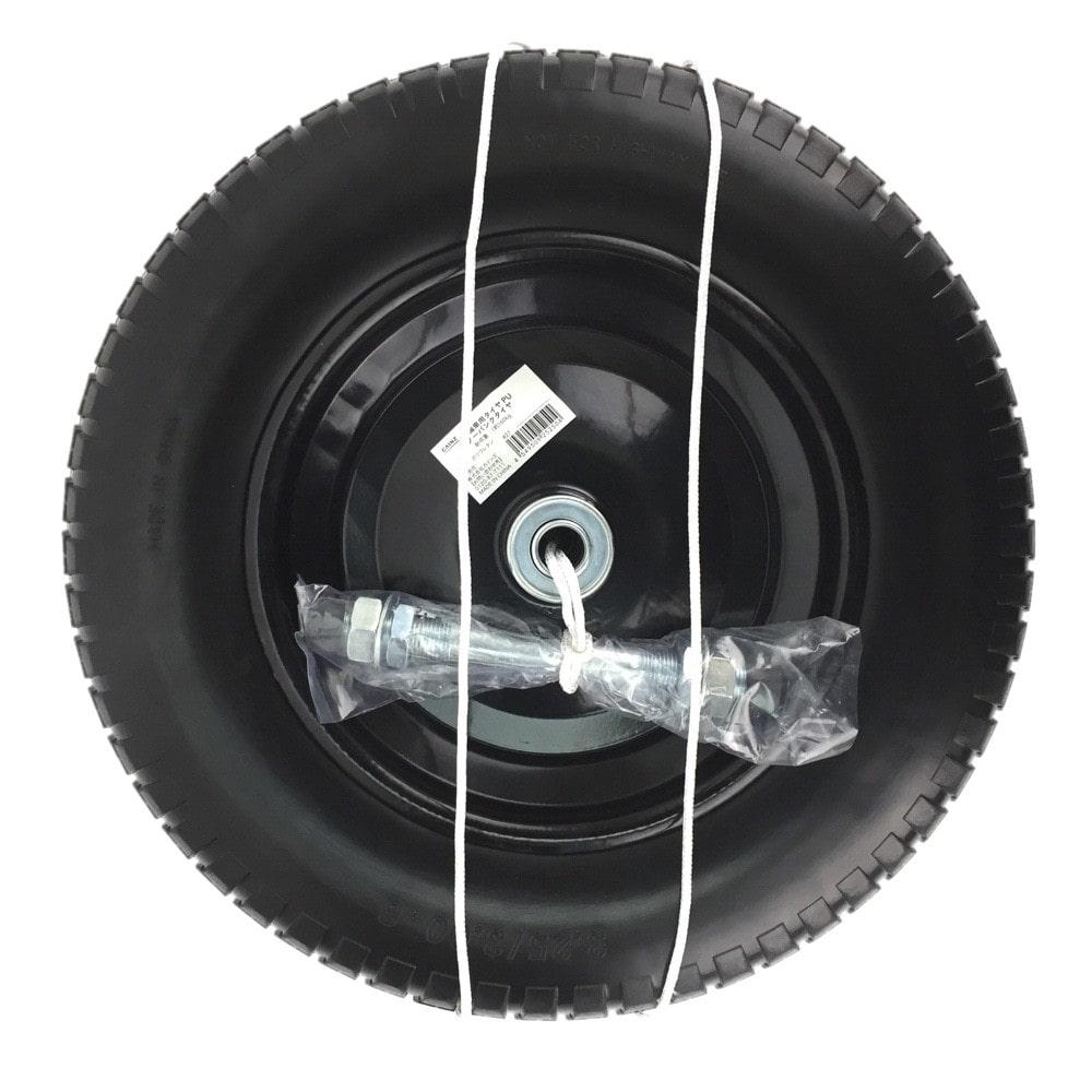 一輪車用PUノーパンクタイヤ
