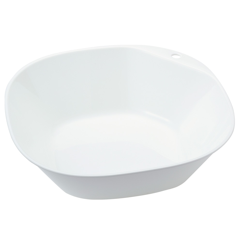 つるせる洗面器 ホワイト