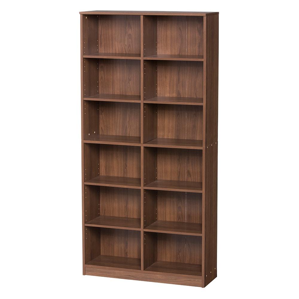 F18 書棚1888 ブラウン