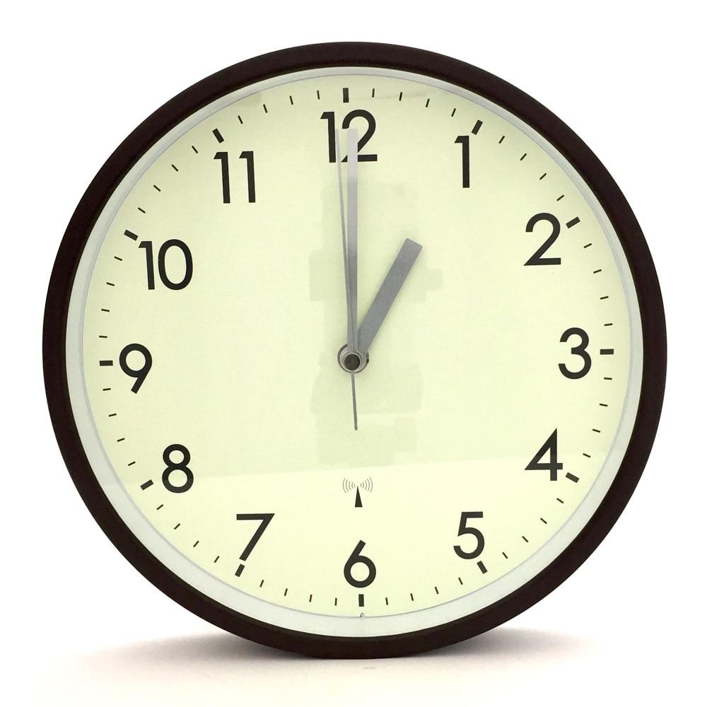 電波掛け時計(BR)C-6