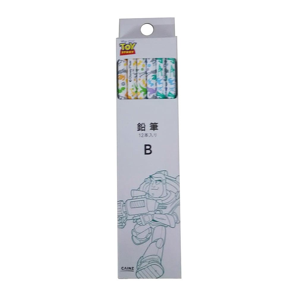 ディズニー 鉛筆 B 12本入 トイストーリー