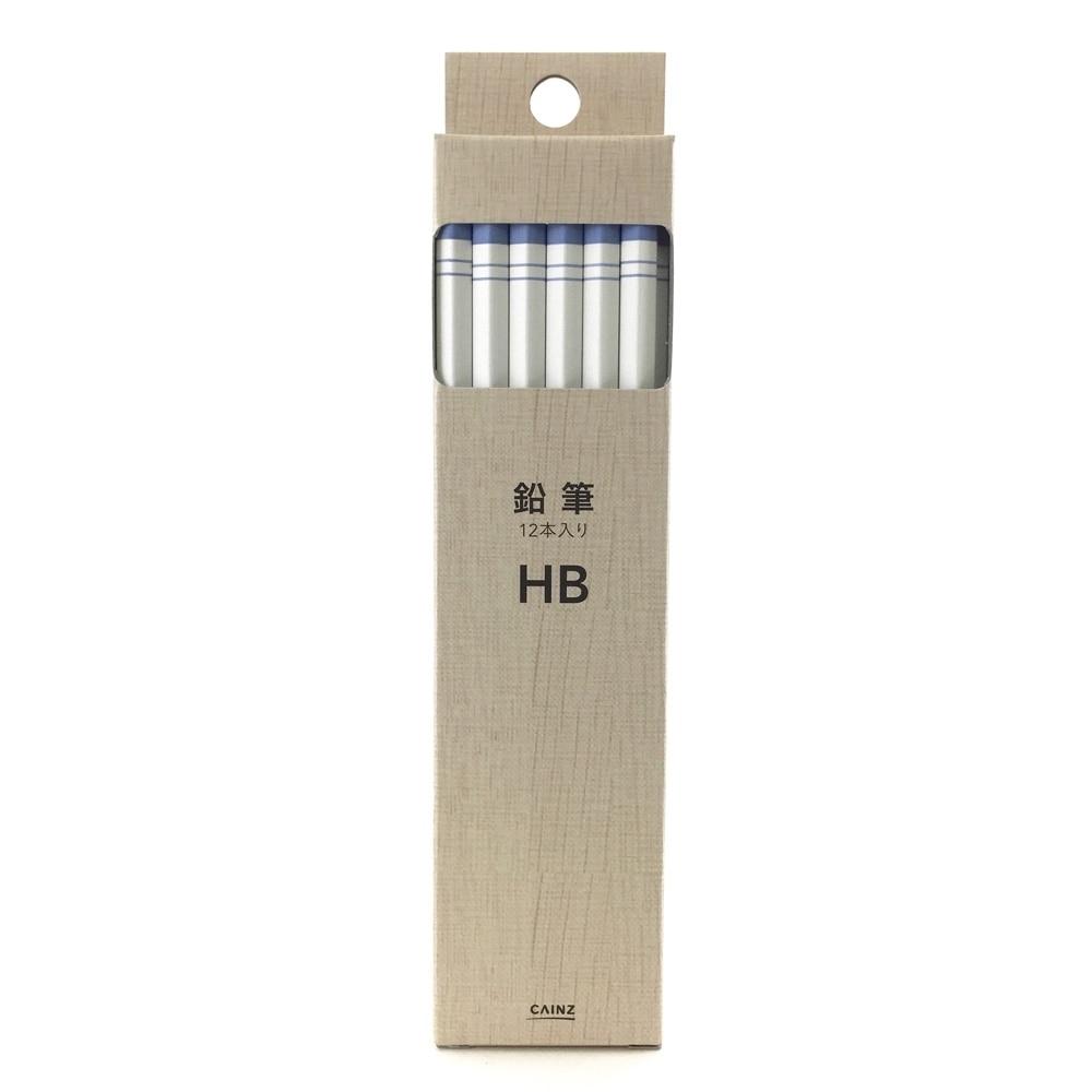 ◇かきかた鉛筆HBダース (12本入り) WH