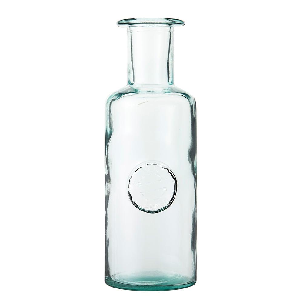【trv】スペイングラス スリムフラワーベース 28cm