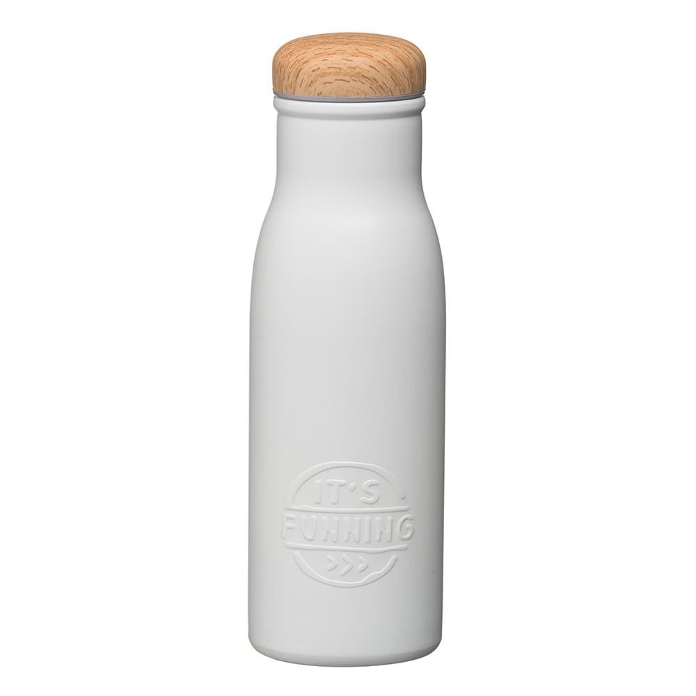 ステンレスマグボトル ミルク 480ml ホワイト