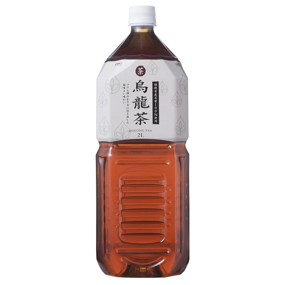 【ケース販売】烏龍茶 2L×6本