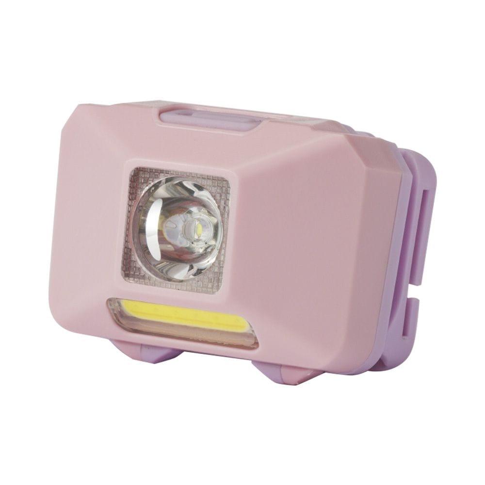 広く照らせるLEDヘッドライトCZ-C120PP