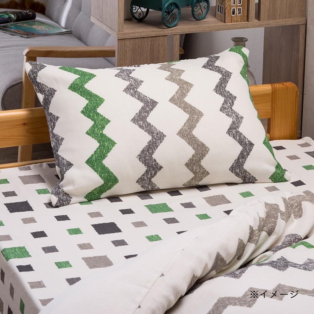 枕カバー アルザウェーブ 43×63