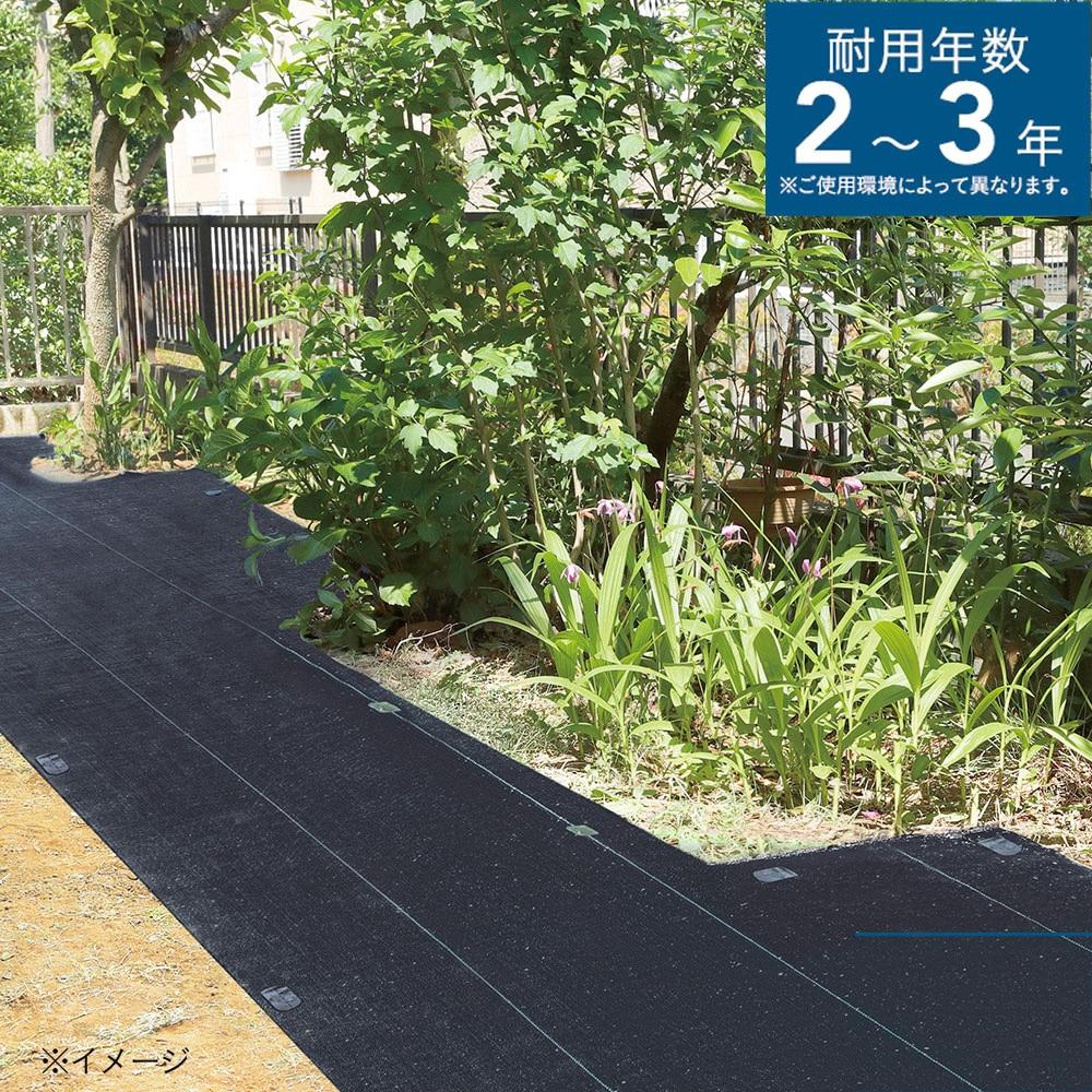 防草シート ブラック 1x5m