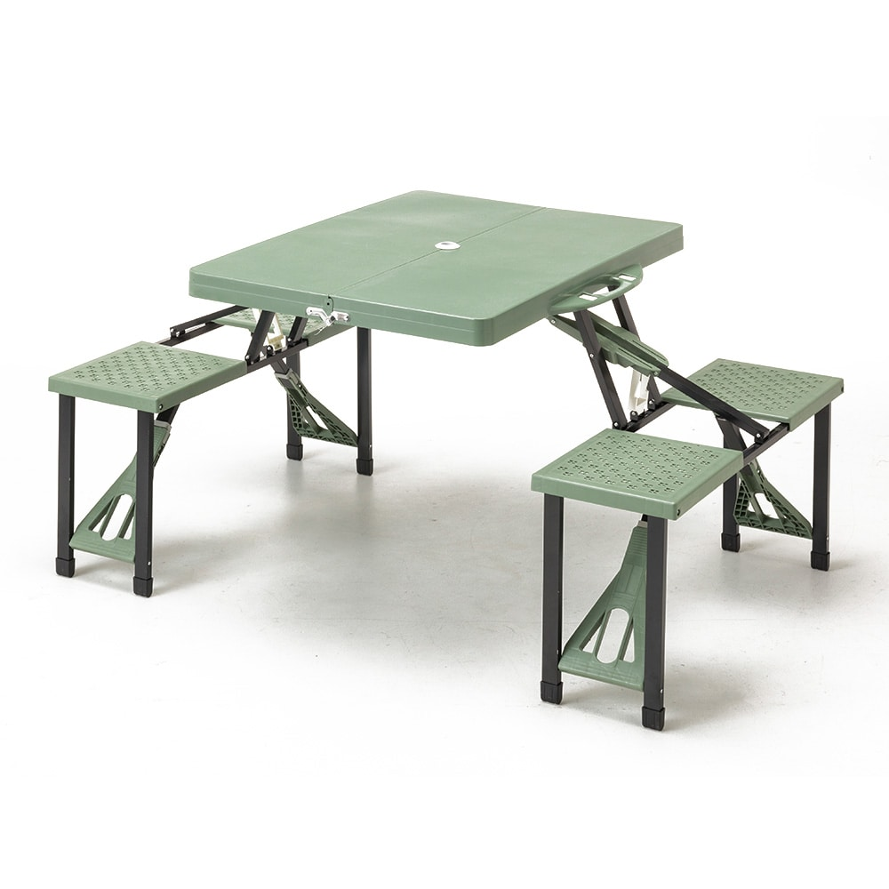 ピクニックテーブル