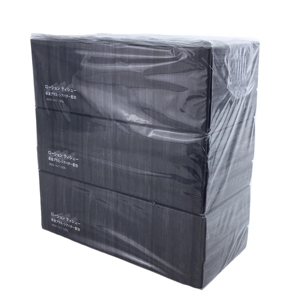 CAINZ ローションティシューボックス 180組×3個パック
