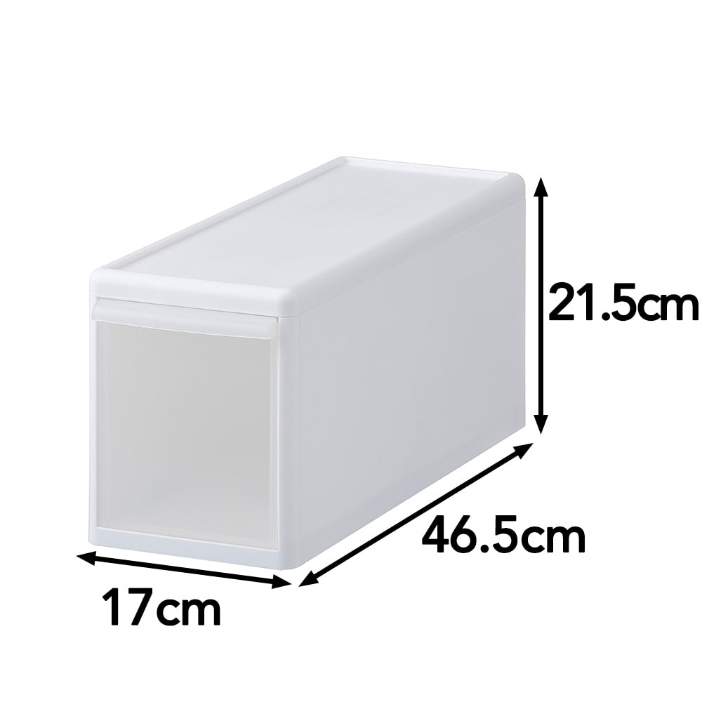 ブロック式ケース 浅型 幅170 K49