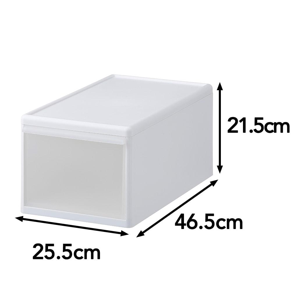 ブロック式ケース 浅型 幅255 K50