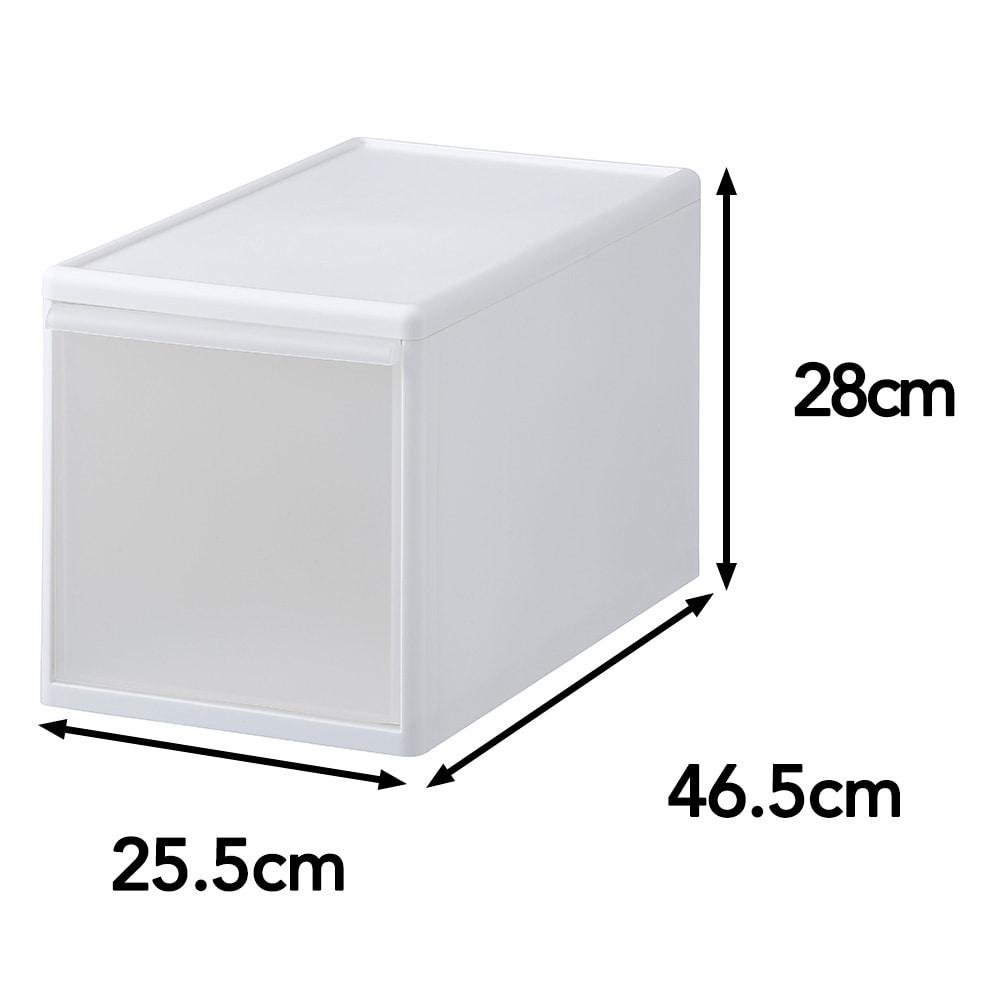ブロック式ケース 深型 幅255 K53
