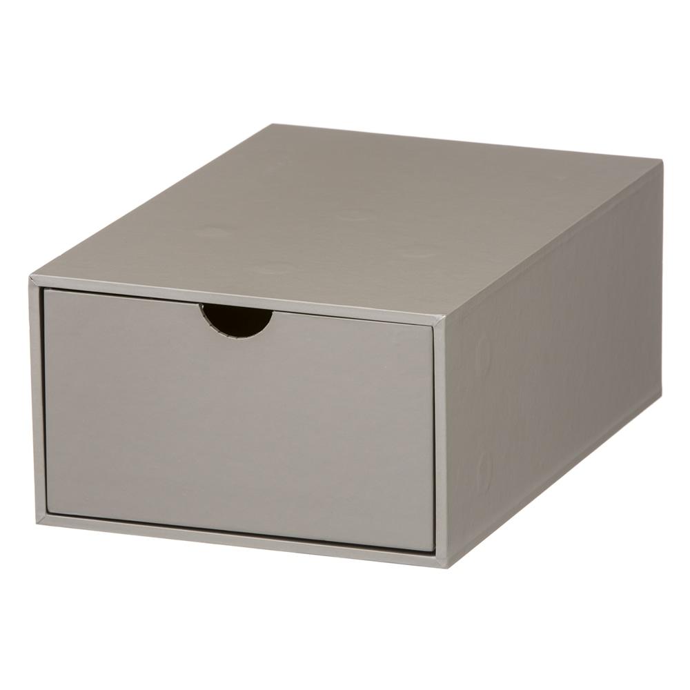 組み合わせて使える引き出し収納ボックス