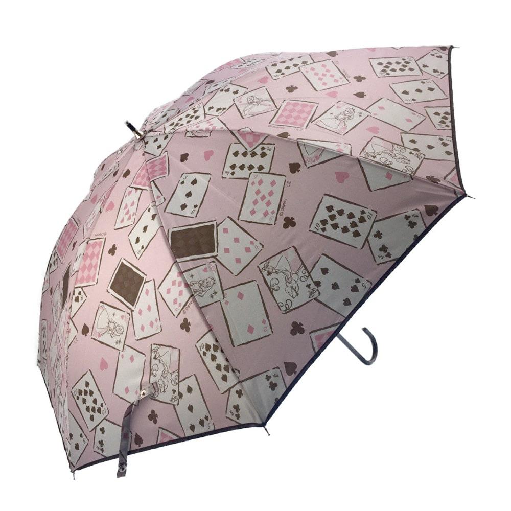【数量限定】ディズニー 晴雨兼用 長傘 アリス
