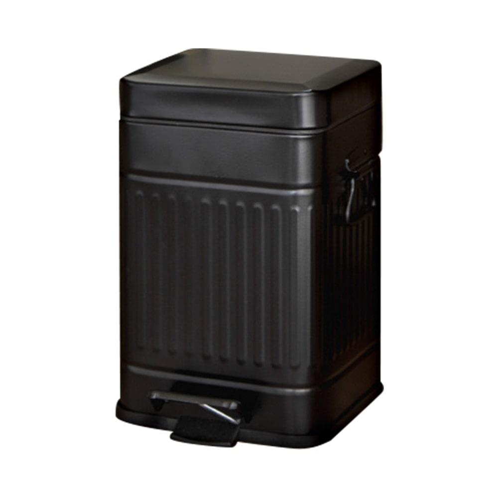 ペダルペール角型 5L ブラック