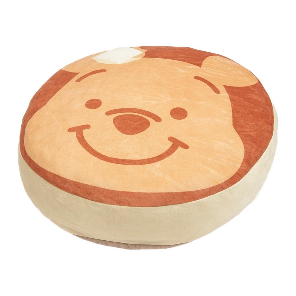 【数量限定】ホットケーキ型クッション くまのプーさん