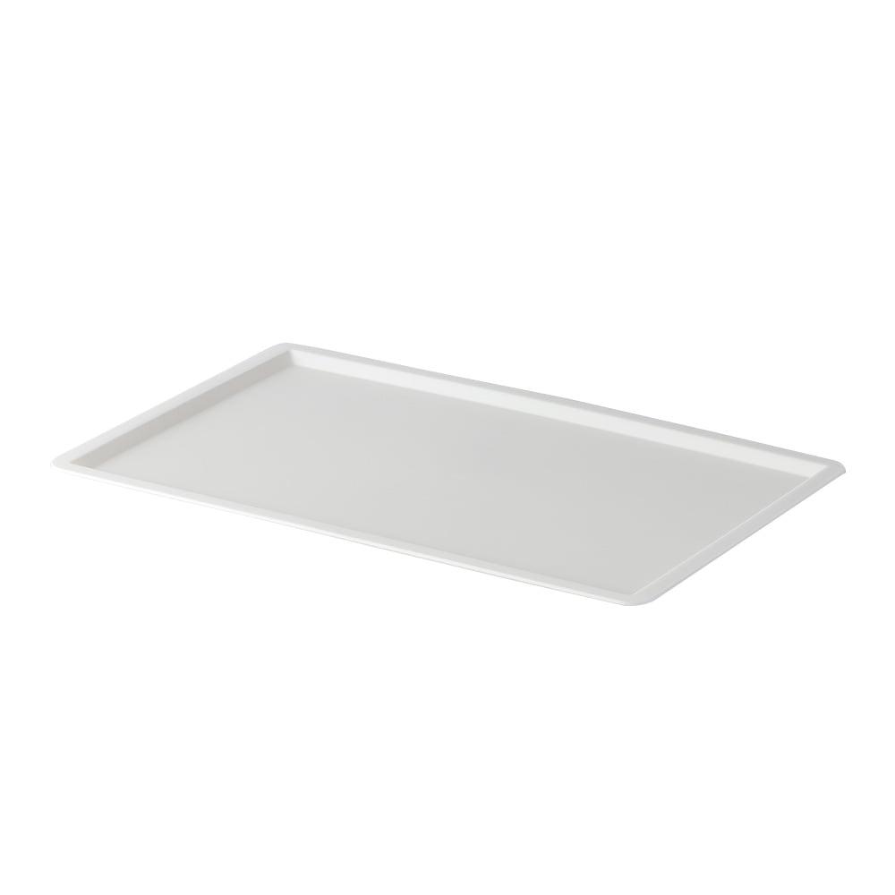 カラーコンテナ フタ シンプルホワイト
