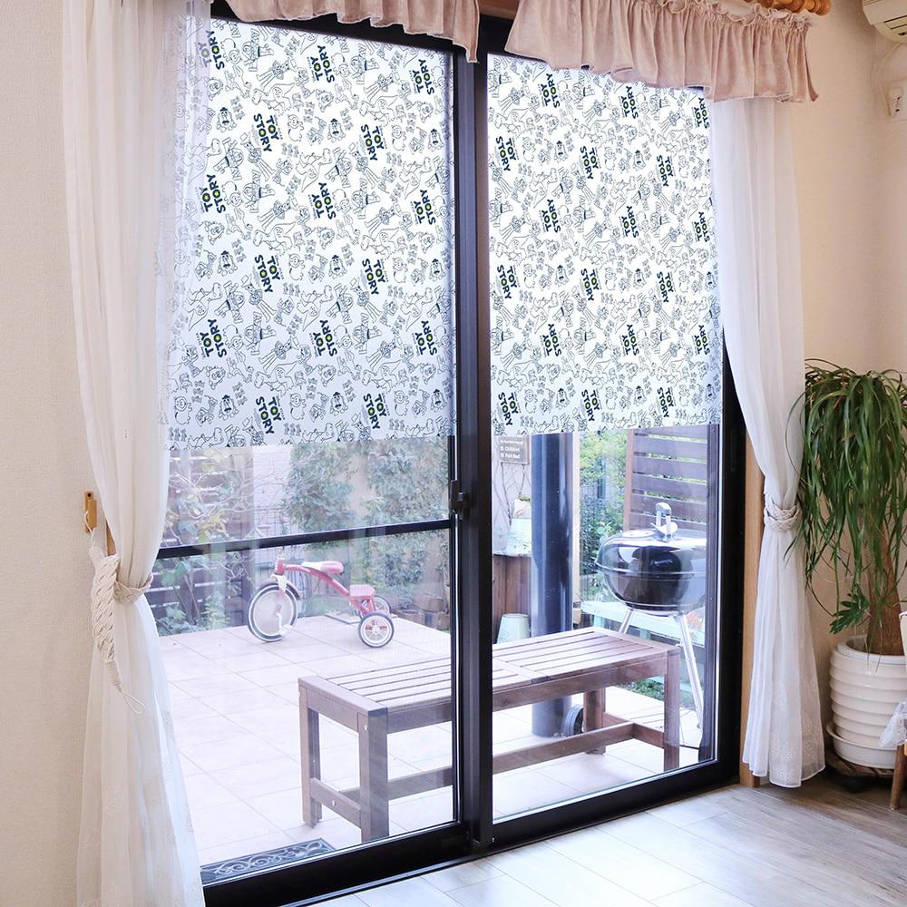 ディズニー窓フィルム トイストーリー 92X90cm