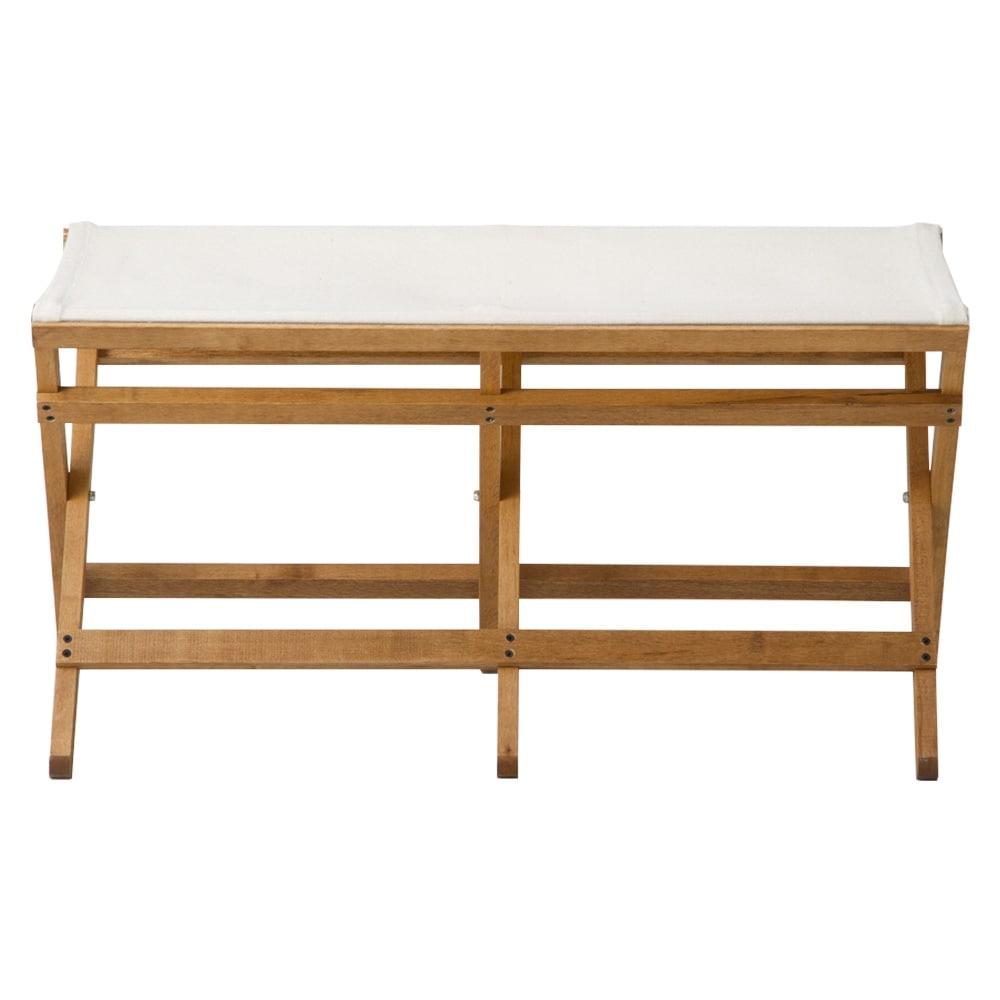リフティー 木製折りたたみベンチ