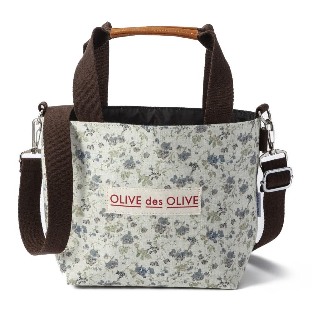 【数量限定・2019春夏】OLIVE des OLIVE 2WAYお散歩バック 花柄