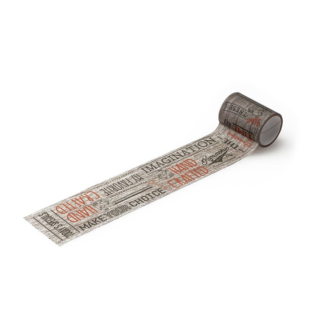 Kumimoku マスキングテープ DIY 5cm×2m
