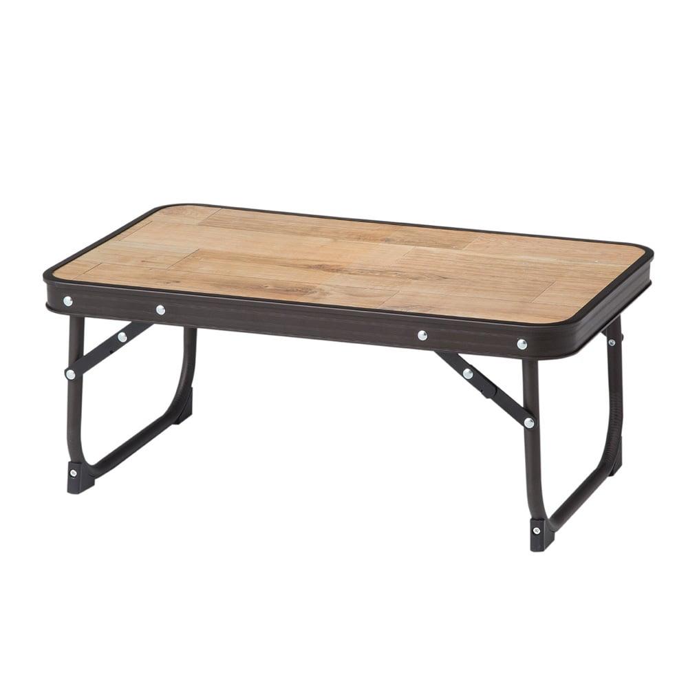 フォールディングテーブル ミニ ナチュラル NM-5634