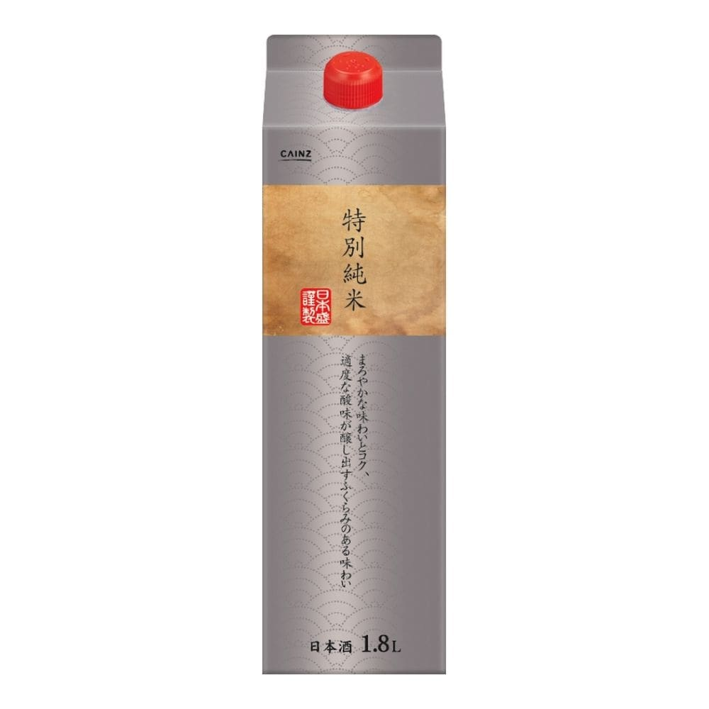 CAINZ 特別純米 1.8L