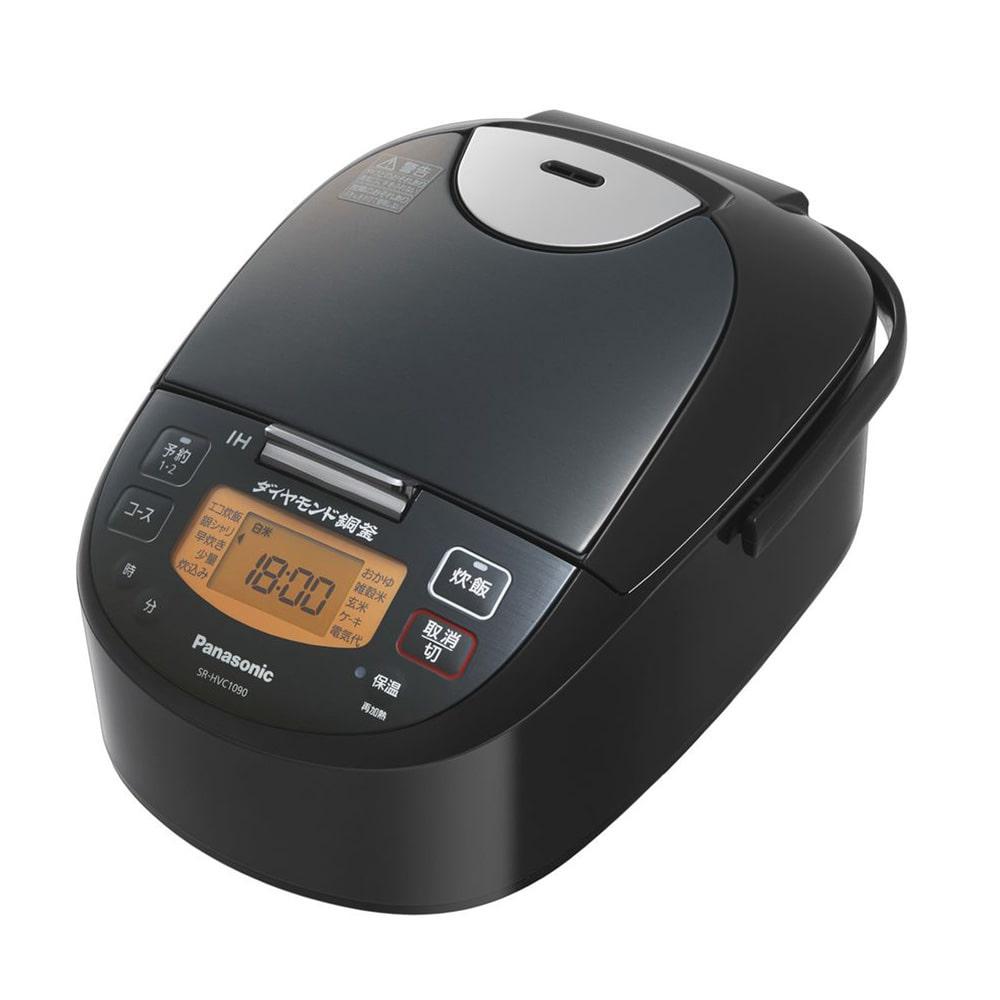 パナソニック IHジャー炊飯器 SR-HVD1090-T