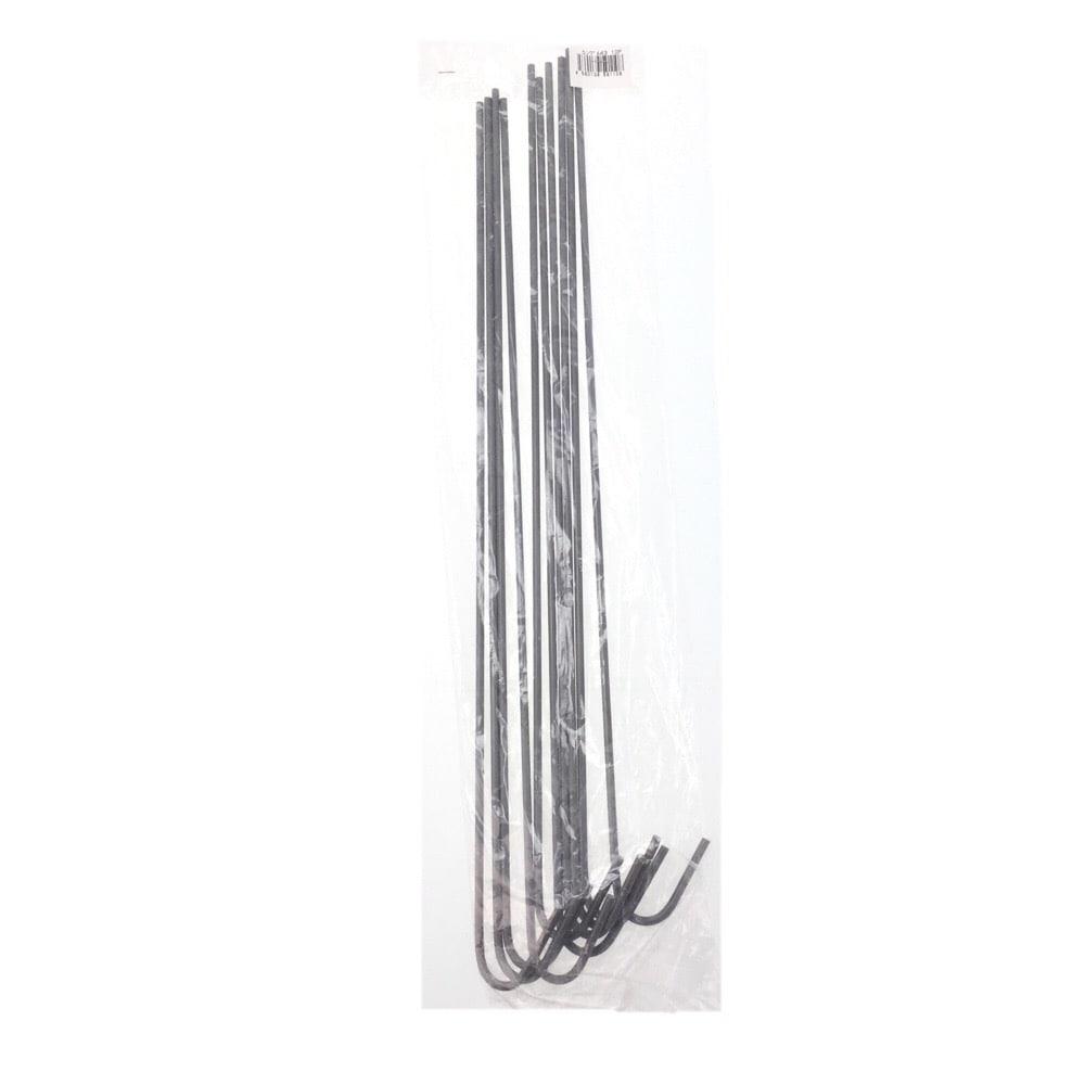 シングル杭 43cm 10P