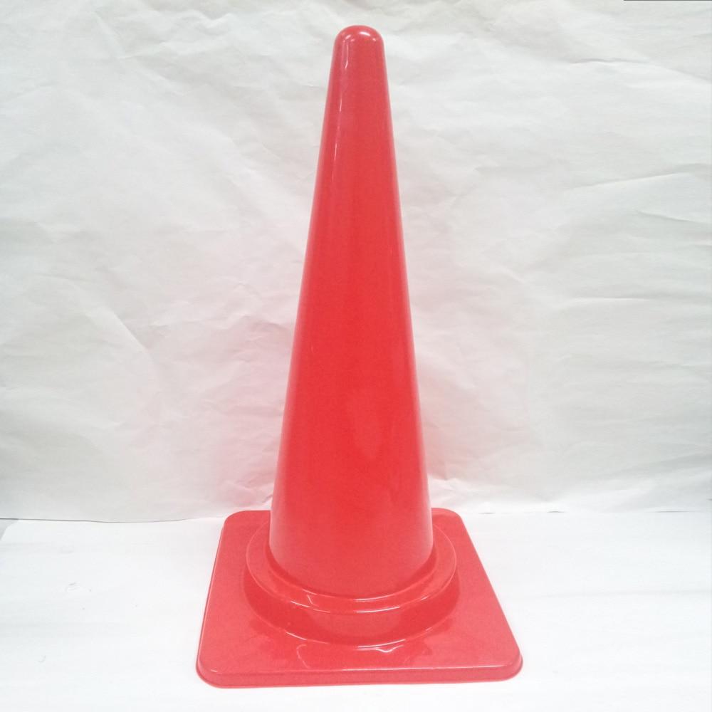 カラーコーン 赤(25個) 700mm(高さ) ※1個から購入できます。