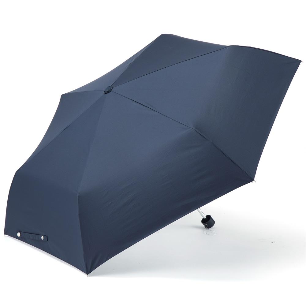 大きい晴雨兼用 折りたたみ傘 UVケア 60cm