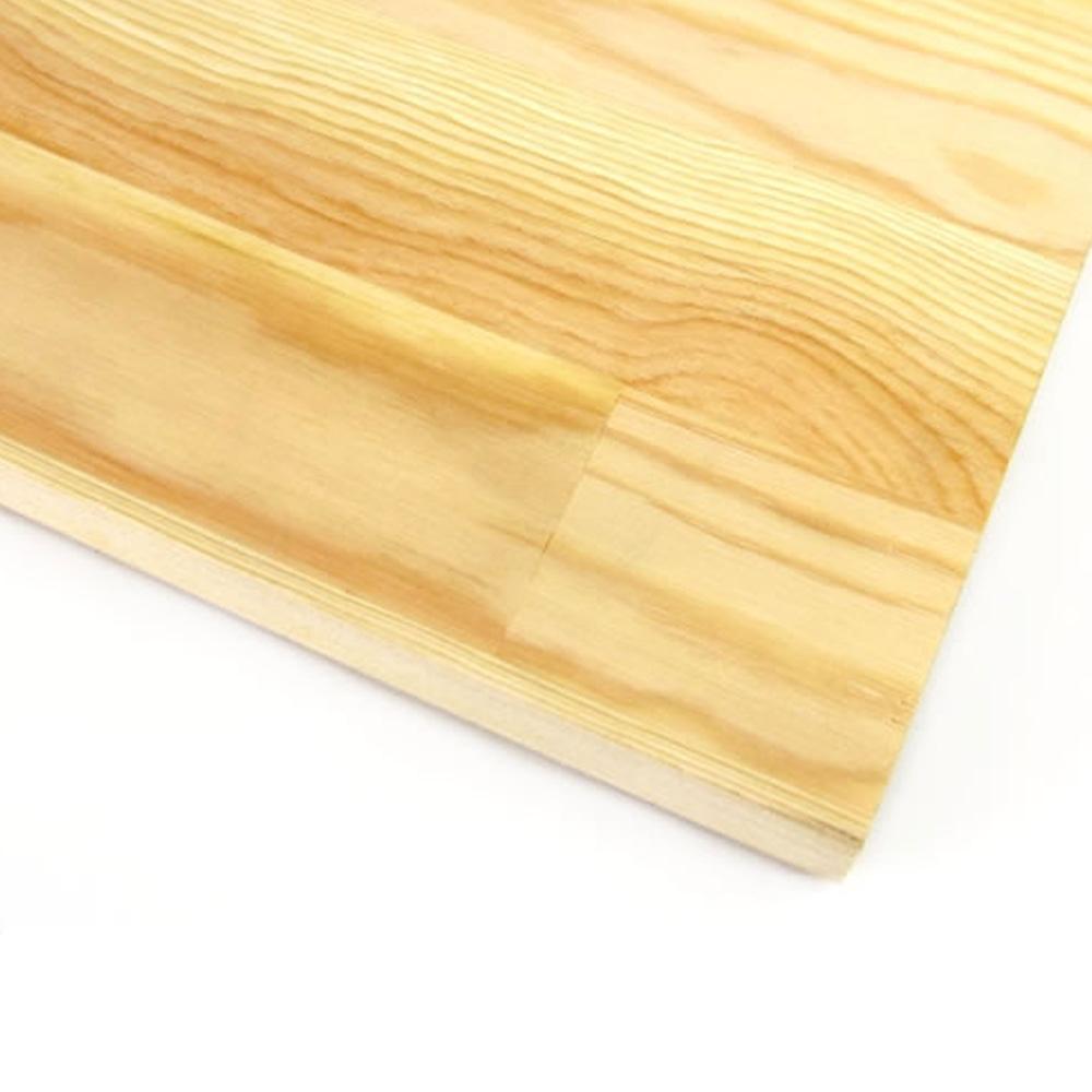 【加工可】岡元木材 赤松集成材 (約)25×500×2100mm【別送品】【要注文コメント】