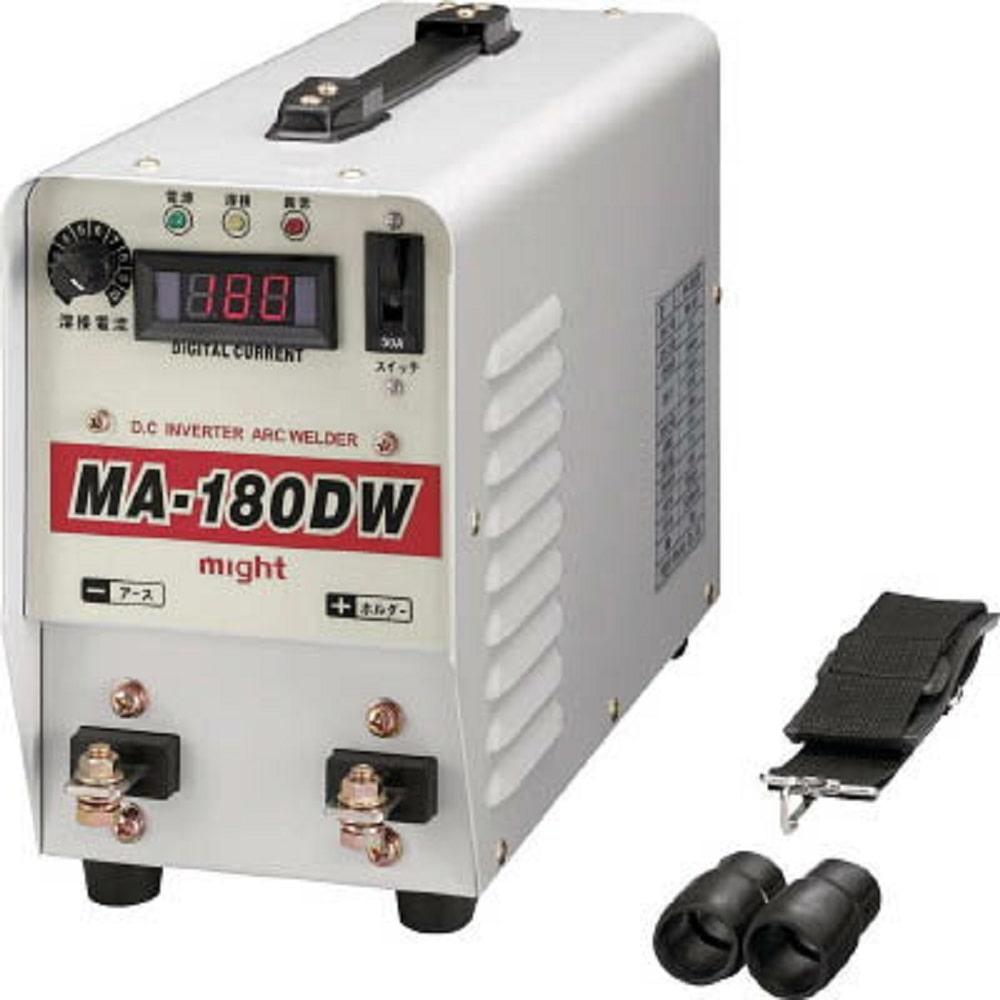 直流インバーター溶接機 MA-180DW
