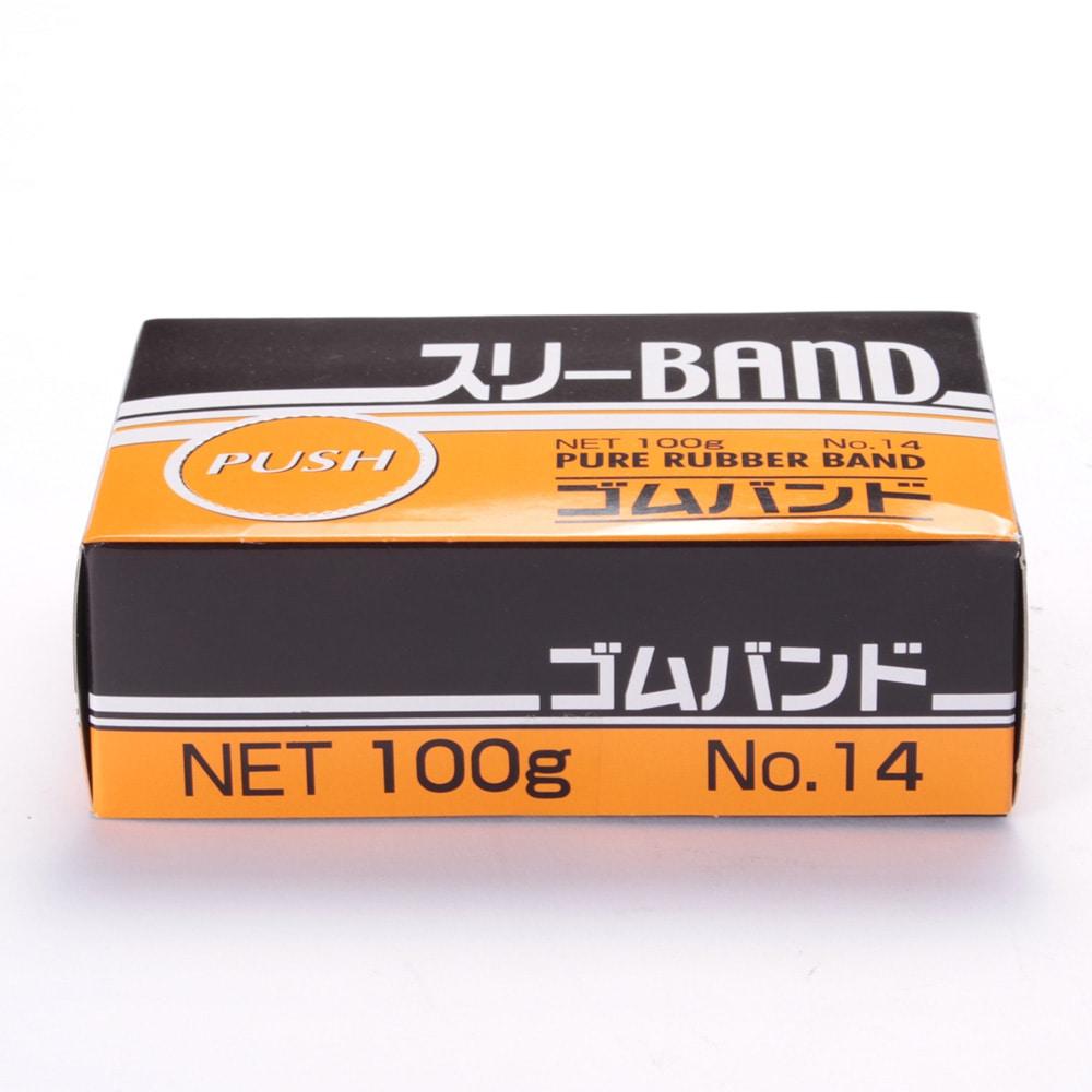 オカモト スリーバンド100g箱 #14×1.1mm 100-14-1 1箱