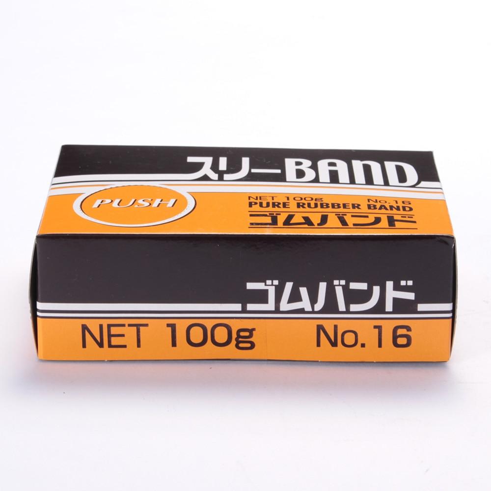 オカモト スリーバンド100g箱 #16×1.1mm 100-16-1 1箱
