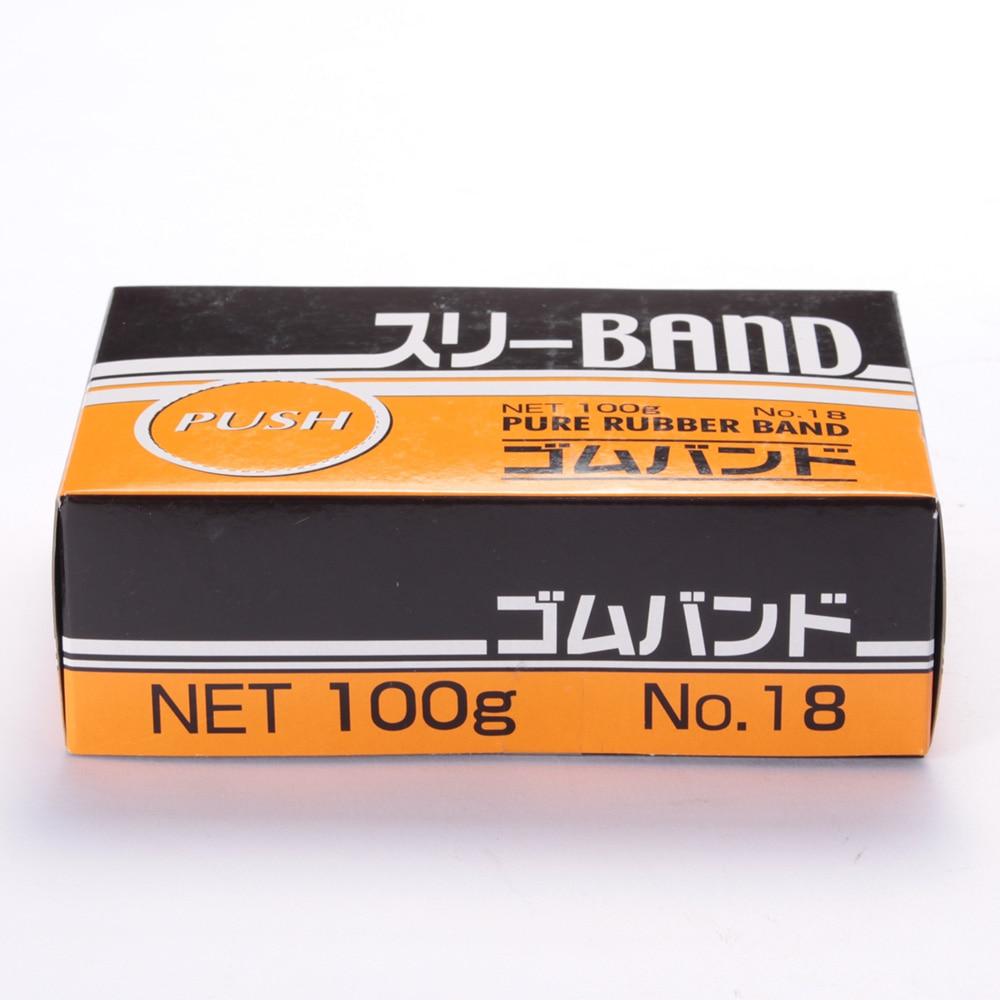 オカモト スリーバンド100g箱 #18×1.1mm 100-18-1 1箱
