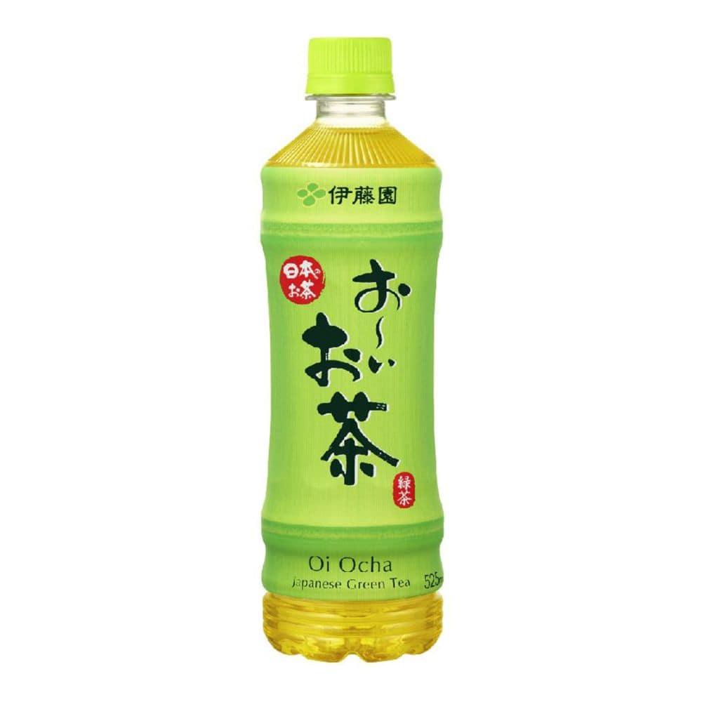 【ケース販売】伊藤園 おーいお茶 緑茶 525ml×24本
