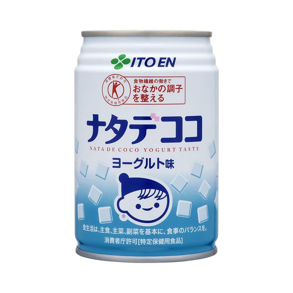 伊藤園ナタデココ 缶 ヨーグルト味 280X24