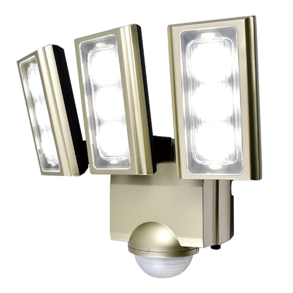 センサーライトAC式3灯 ESL-ST1203AC