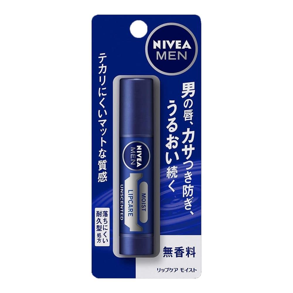 花王 ニベアメン リップケア モイスト 無香料 3.5g