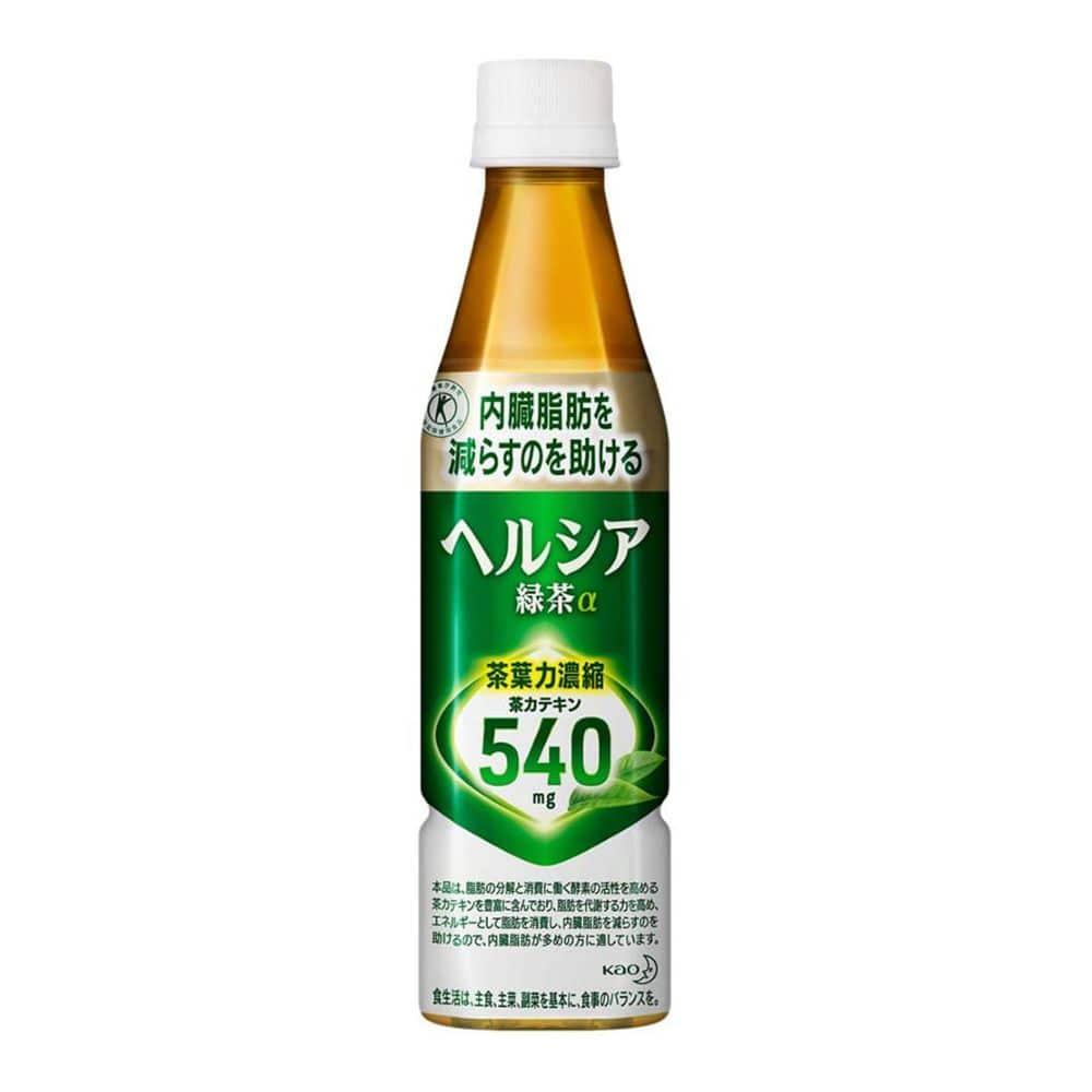 ヘルシア 緑茶 スリムボトル ペット 350mlx24本 (トクホ)