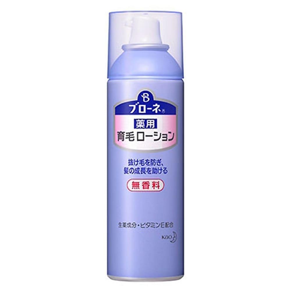 ブローネ 薬用育毛ローション 無香料 缶180g