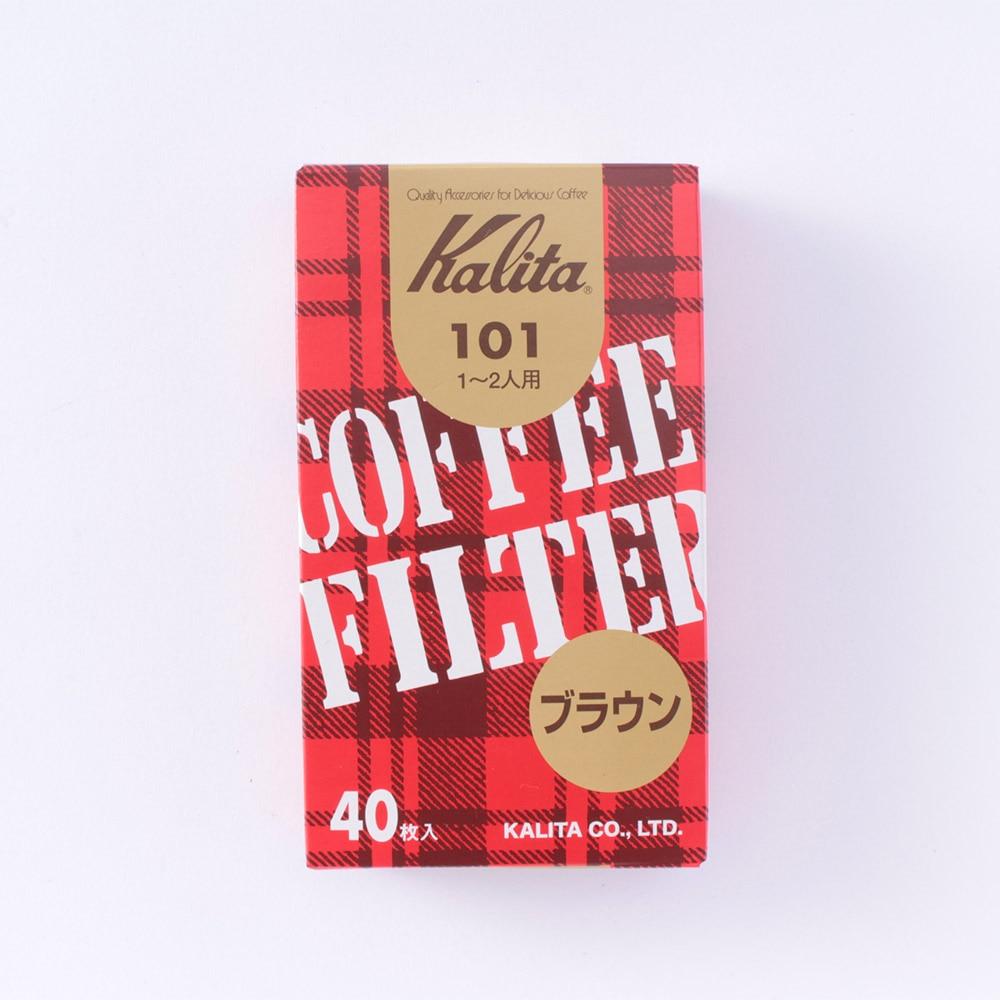 カリタ コーヒーフィルターみさらし101 40枚