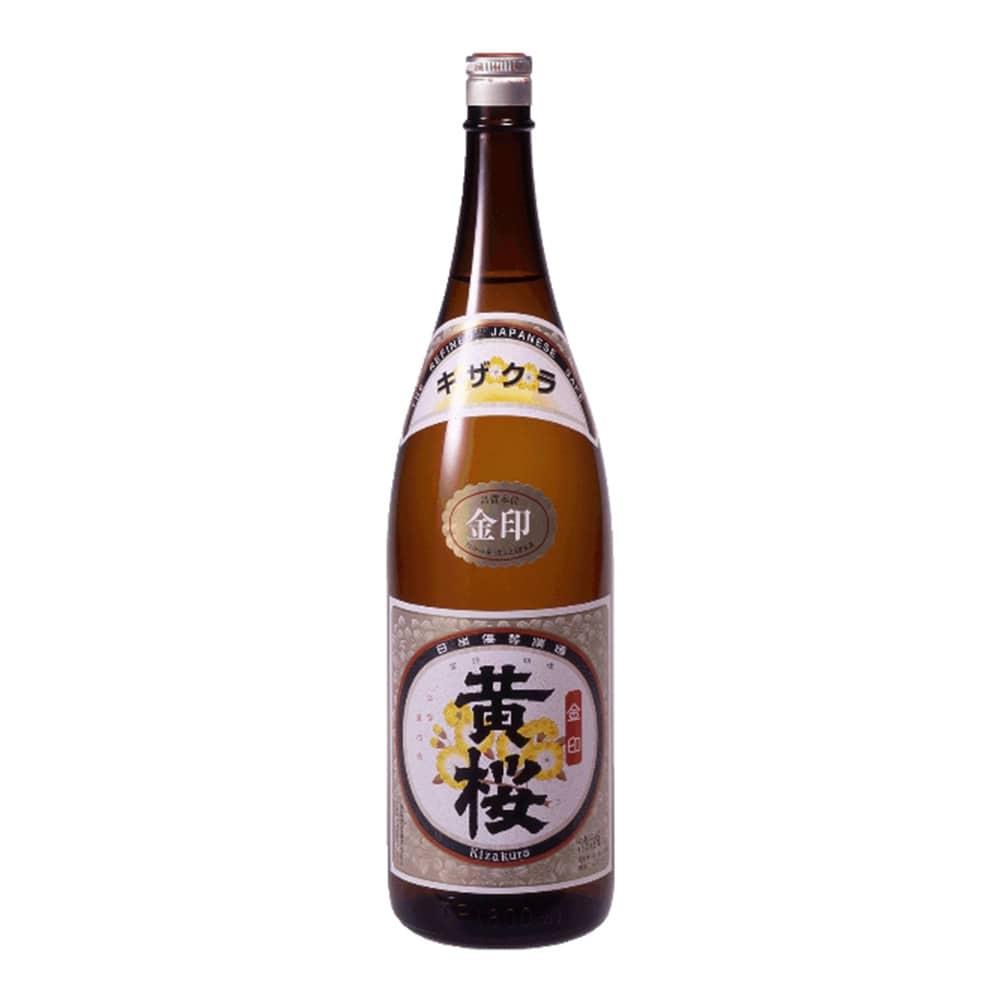 黄桜 金巻 1.8L