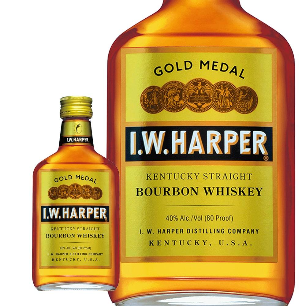 I.W.ハーパー ゴールドメダル 200ml