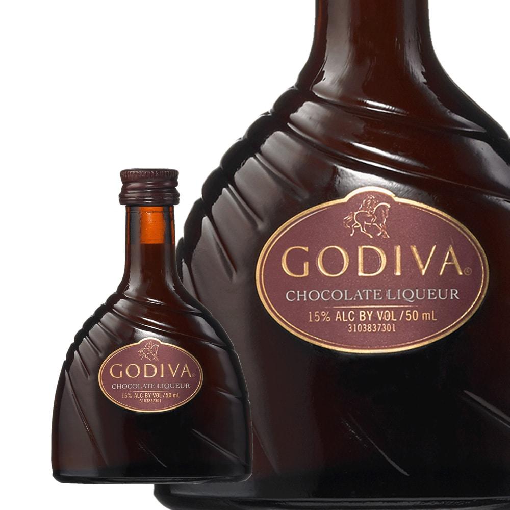 ゴディバ チョコレートリキュール 50ml 【別送品】
