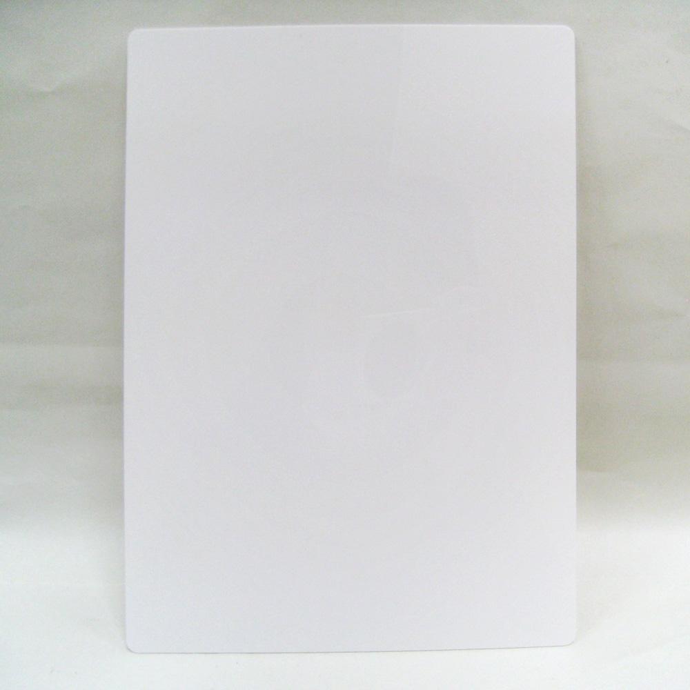 クツワ クツワ B5下じき 白 VS010WH 10枚