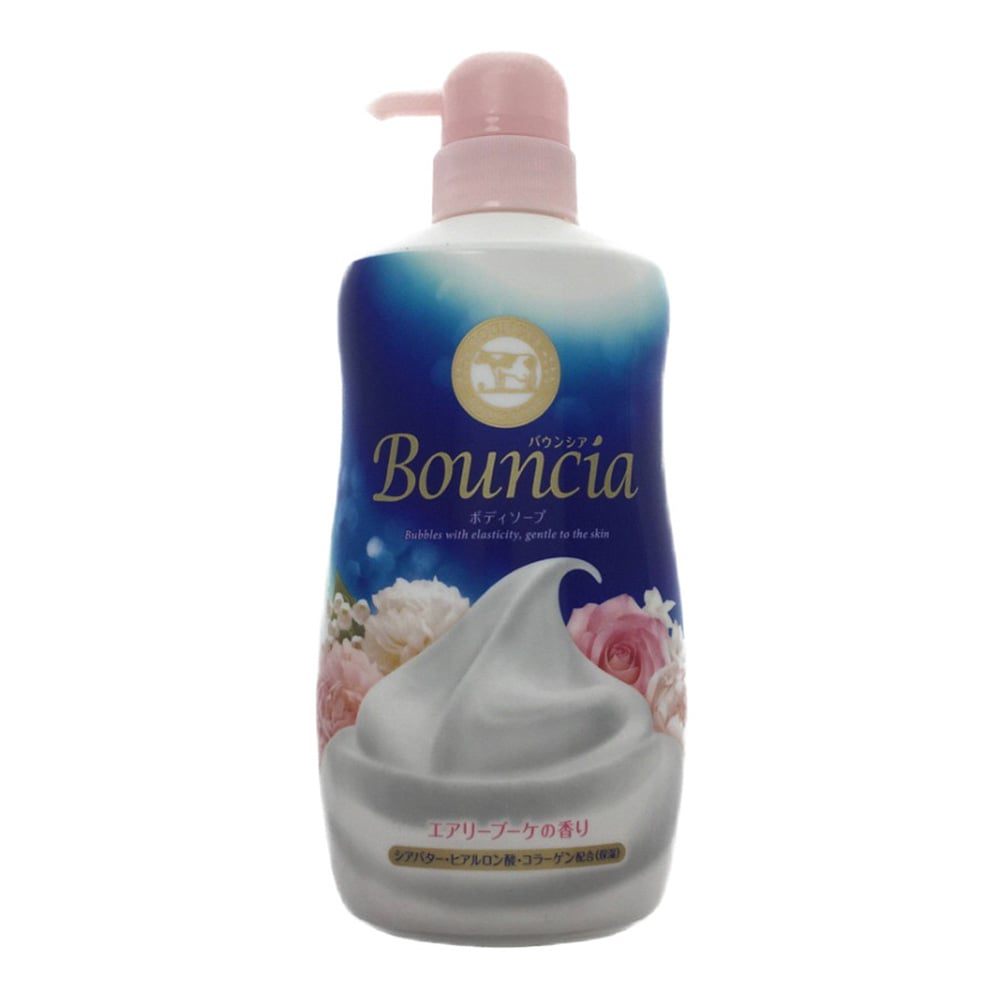 バウンシア ボディソープ エアリーブーケの香り 本体 500ml